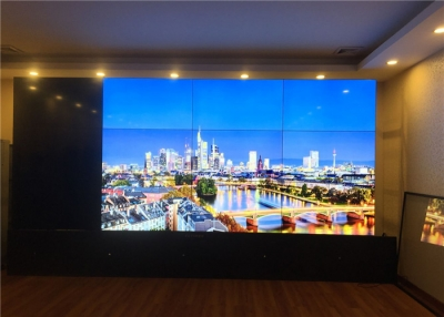 DP Daily Chain LCD Video Wall Use Samsung 55inch DID Panel