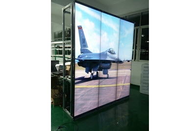 55inch Vertical Display Wall Use in Exhibition