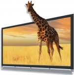 3D165-inch naked eye 3D LED display Screen