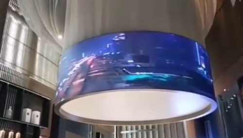 P1.875 Soft Module LED screen Solution